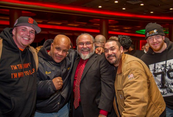 Local 79's Annual Holiday Party