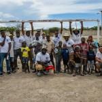 Local 79 Volunteers in Haiti