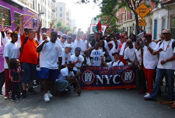 African American Day Parade: Sunday, September 15, 2019 at 11:00 am