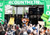 #CountMeIn Rally with Governor Cuomo