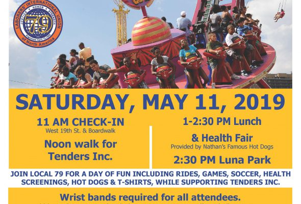 Buy Tickets Online to Coney Island Walk & Family Fun Day – Saturday, May 11, 2019 at 11:00 am