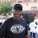 Bid Ed at 2015 African-American Day Parade