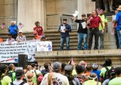 Local 79 Fights for Free Speech – #SaveScabby