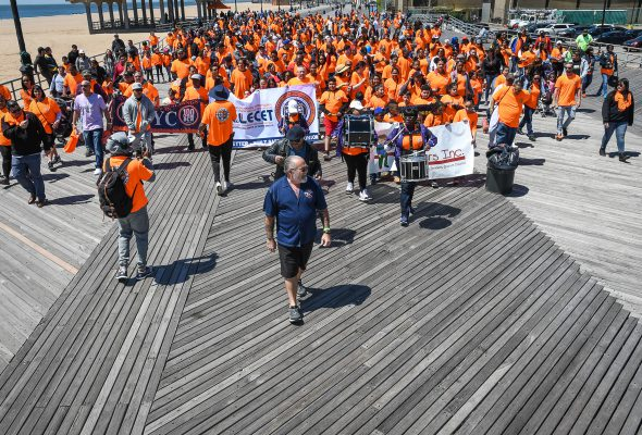 Coney Island Walk 2019
