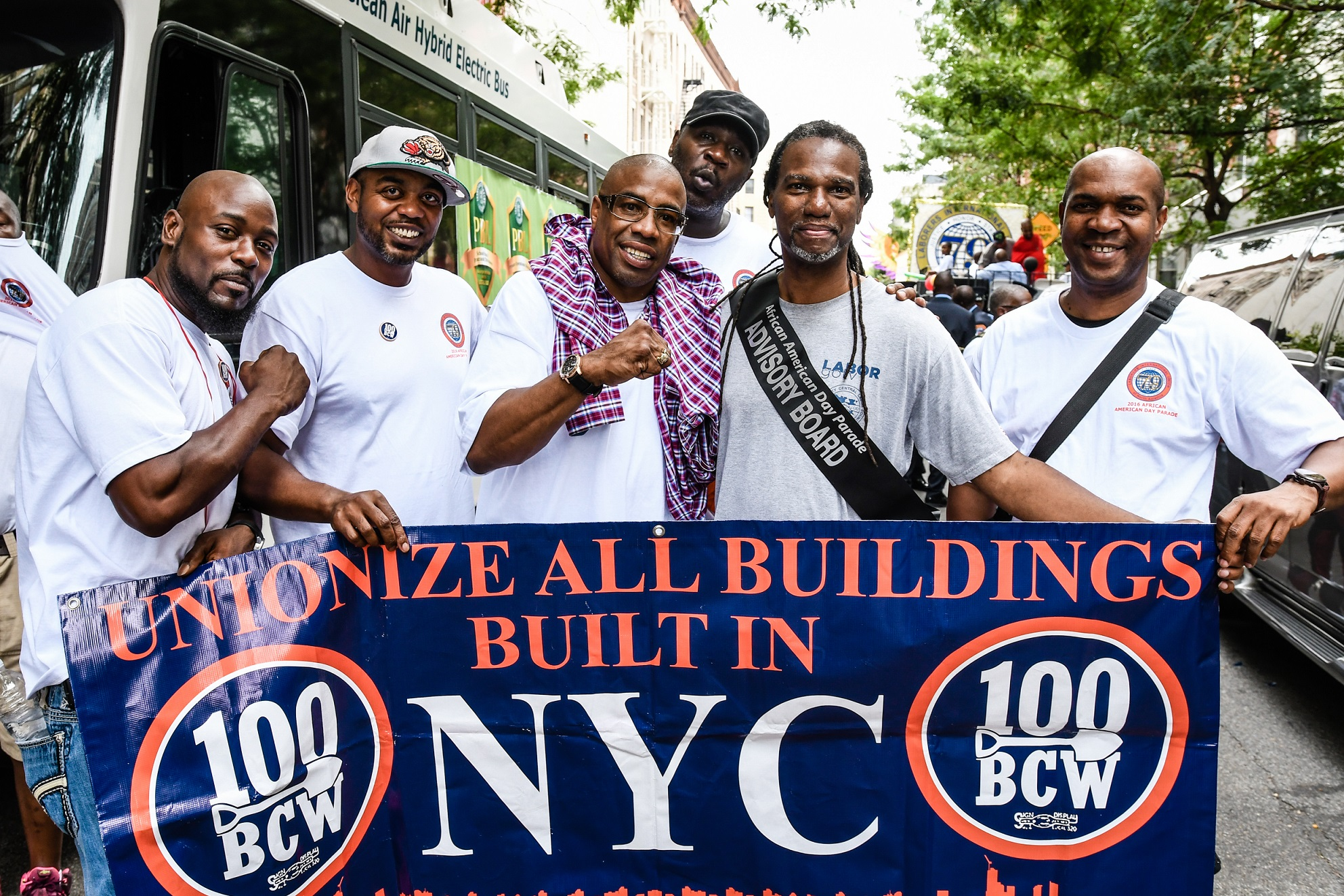 african american day parade 2016 construction general building