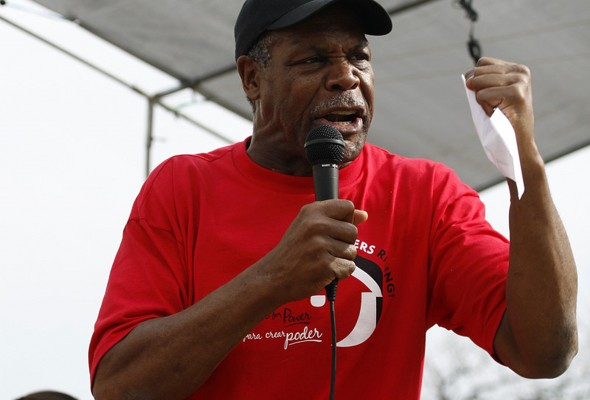 Danny Glover: A Friend of Labor
