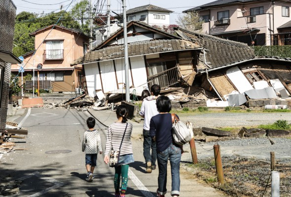 Local 79 Members Volunteer to Go to Ecuador for Earthquake Relief Efforts