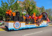 West Indian American Day Carnival Parade – Monday, September 3, 2018 – 10:00 am