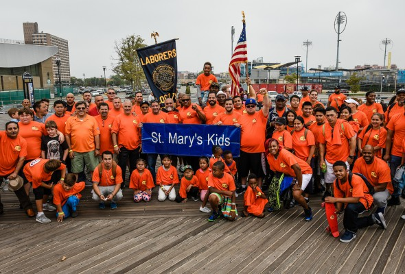 Walk for St. Mary's Kids