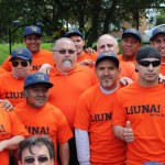 Local 79 Park Cleanup Volunteers
