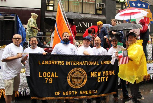 75th Annual Columbus Day Parade: Monday, October 14, 2019 at 10:30 am