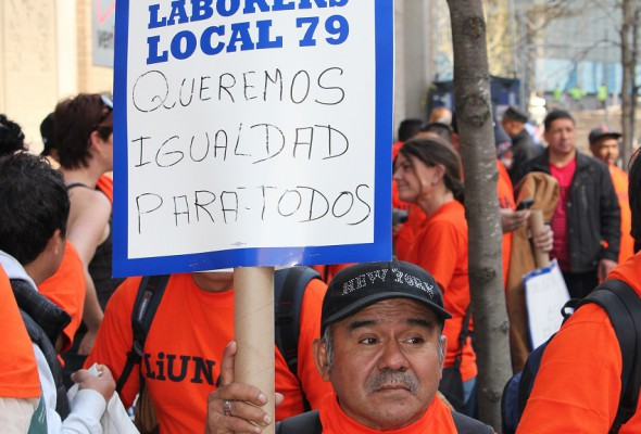 Workshop on New Immigration Policies at Local 79