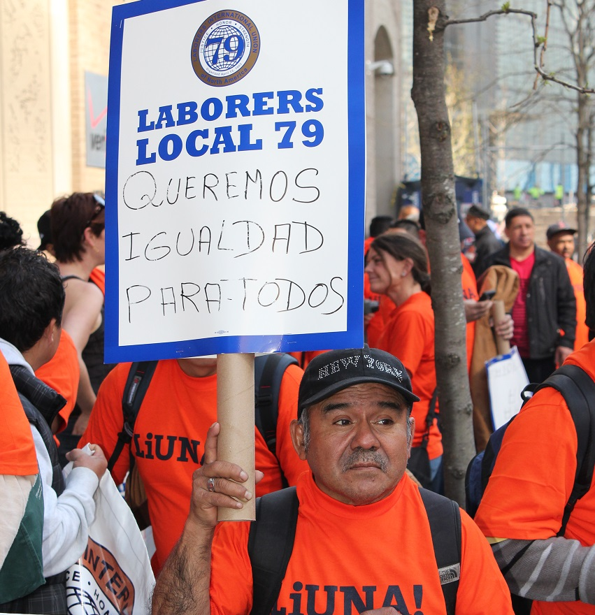 Immigration News: Workshop On New Immigration Policies At Local 79