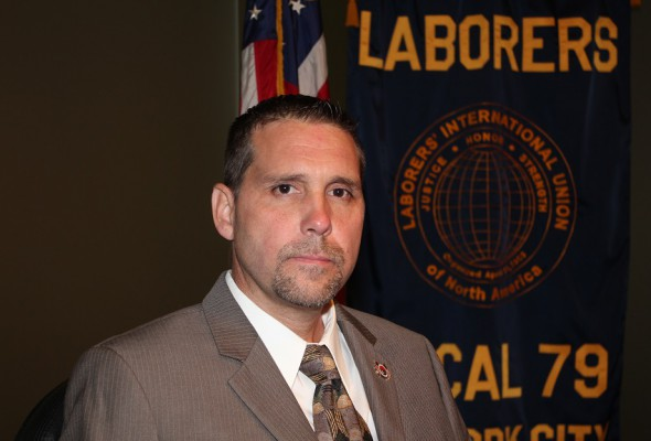 Local 79's John Wund Selected to Be Special Assistant at Building and Construction Trades Council of Greater New York