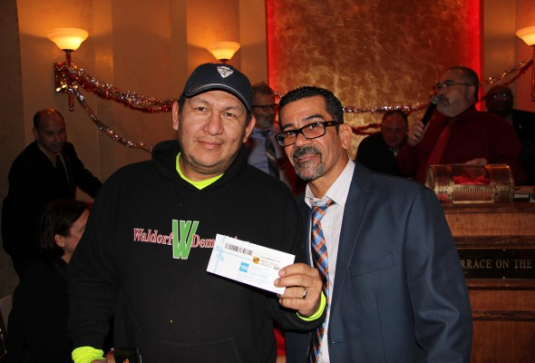 Local 79 2015 Holiday Party Held at Terrace on the Park