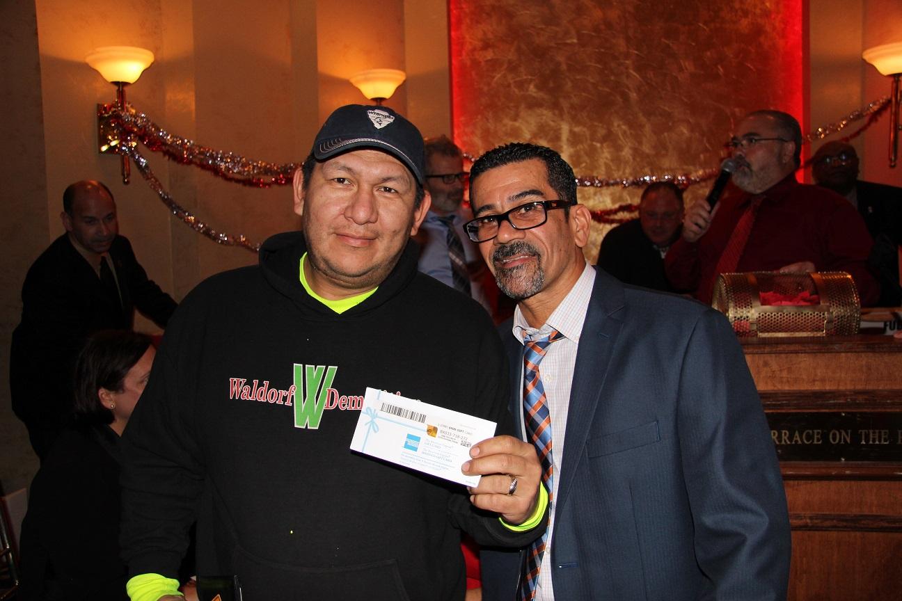 Jose Andino and member