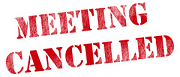 April Membership Meeting Cancelled!!