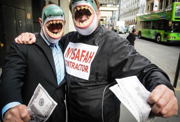 May 12 Rally Against NYSAFAH