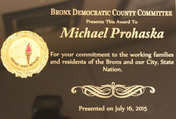 Local 79 Business Manager Mike Prohaska: Bronx Born and Bred