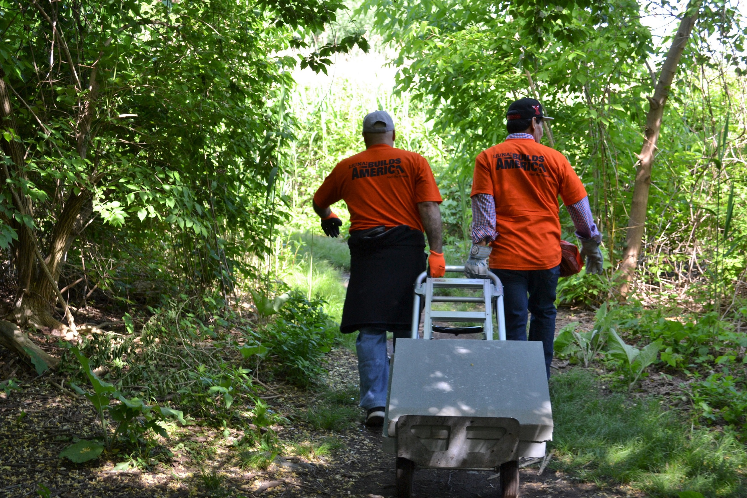 Local 79 Volunteers to Clean Up Flushing Meadows-Corona Park