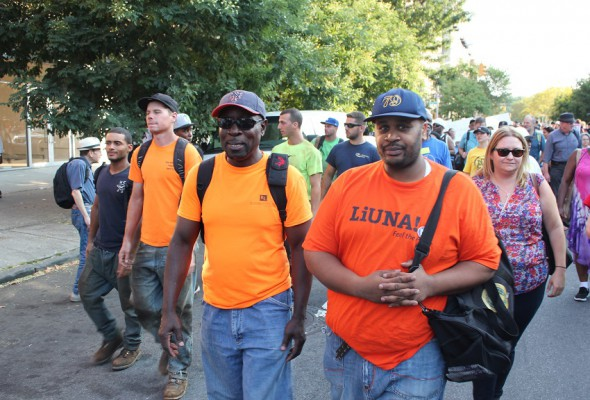 Over a Thousand Attend Affordable Housing Rally