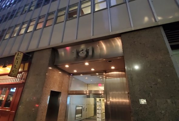 New Union Hall has Limited Opening at 131 W 33rd Street, 7th Floor