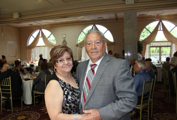 Annual Retiree Spring Luncheon at Villa Barone