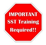 Mandatory Site Safety Training (SST) required for all members !!