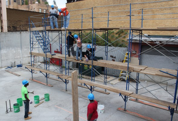 Local 79 Members: Get Your Scaffold Certifications Now!