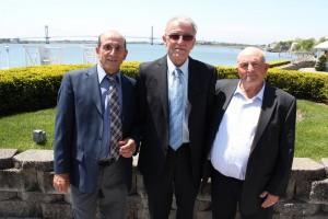 Three Local 79 Retirees