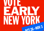 Early Voting in NY Starts for the 1st Time