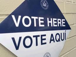 Election Day Volunteers Needed