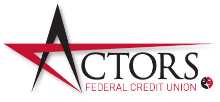 Logo of the Actors Federal Credit Uniomn