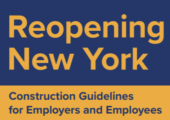 NY State Releases Reopening Guidelines for Construction