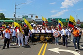 Local 79 Members attend the 2019 Ecuadorian Day Parade