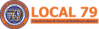 Construction & General Building Laborers' Local 79 Logo