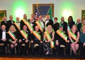 VP John Norbury  – Queens County St. Patrick's Day Parade Honoree