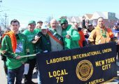 22nd Annual Throggs Neck St. Patrick's Day Parade – Cancelled!!